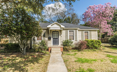 Lafayette Single Family Home For Sale: 820 St Thomas