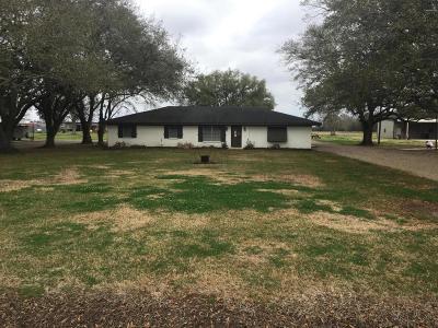 Duson Single Family Home For Sale: 606 Golden Grain