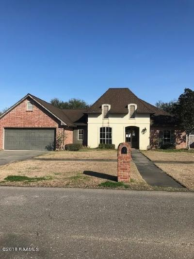 Youngsville Single Family Home For Sale: 303 Mill Pond Drive