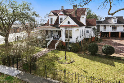 Abbeville Single Family Home For Sale: 101 N East Street