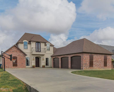 Youngsville Single Family Home For Sale: 213 Psalm Court