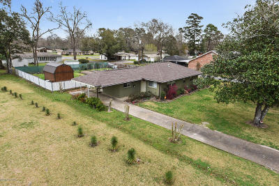 Opelousas LA Single Family Home For Sale: $129,900