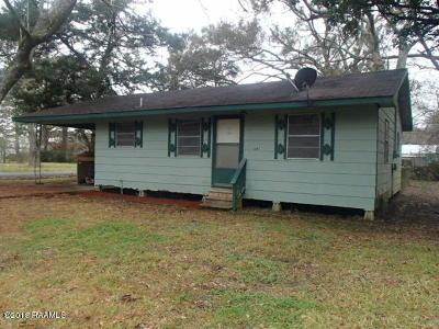Eunice Single Family Home For Sale: 341 Jelk Street