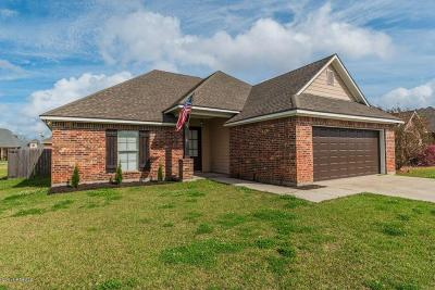 Youngsville Single Family Home For Sale: 101 Tall Oaks Lane