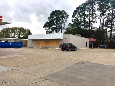 Lafayette Parish Commercial For Sale: 3400 W Pinhook
