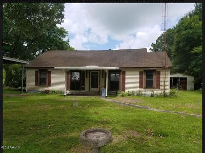 Lafayette Single Family Home For Sale: 202 Touchet Road