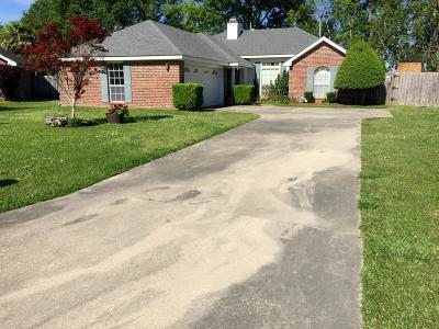 Broussard Rental For Rent: 108 Savignon Circle