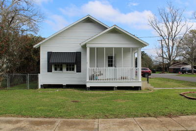 Abbeville  Single Family Home For Sale: 1400 W Port Street