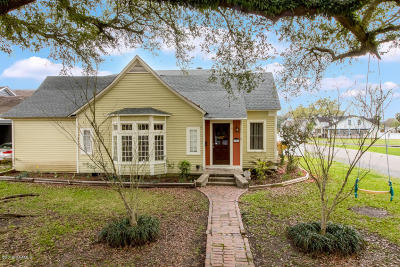 Abbeville  Single Family Home For Sale: 106 Edwards