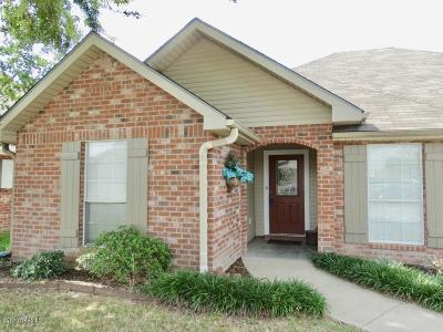 Lafayette Single Family Home For Sale: 128 Erika Drive