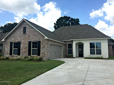 Laurel Grove Single Family Home For Sale: 111 Piper Crest Lane