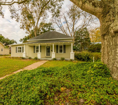 Crowley Single Family Home For Sale: 519 N Ave K