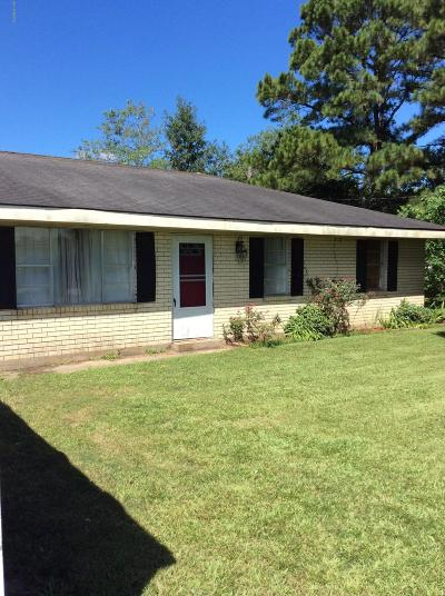 Rayne Single Family Home For Sale: 113 Clifton Davis Road