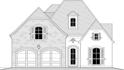San Sebastian Single Family Home For Sale: 205 Santander Drive