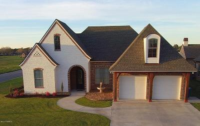 Lafayette Single Family Home For Sale: 208 Red Robin Trail