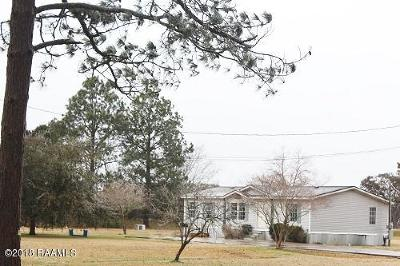 Crowley Single Family Home For Sale: 3127 Standard Mill Road