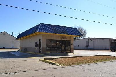Iberia Parish Commercial For Sale: 506 Vicnaire Street
