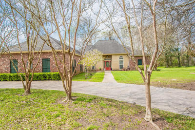 Opelousas Single Family Home For Sale: 146 Nottingwood Court