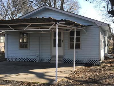 Eunice Single Family Home For Sale: 130 E Ardoin Street