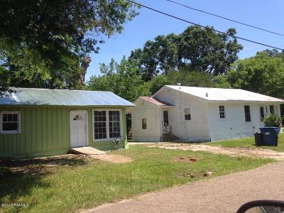 Lafayette Single Family Home For Sale: 101 Bossier Street