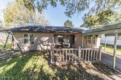 Vermilion Parish Single Family Home For Sale: 2003 Primeaux Street