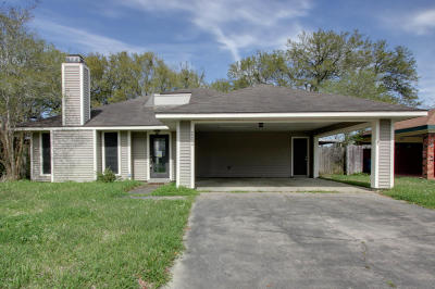 Lafayette Single Family Home For Sale: 112 Longfellow Drive