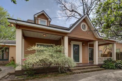 Lafayette Single Family Home For Sale: 309 Saint Landry Street