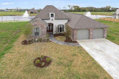 Youngsville Single Family Home For Sale: 205 Cedar Lake Drive