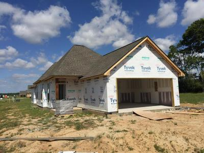 Abbeville  Single Family Home For Sale: 201 Harvest Court