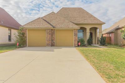 Broussard Single Family Home For Sale: 107 Glen Arbor Drive