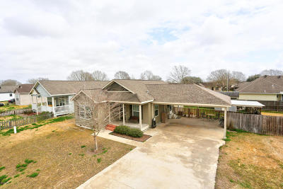 Duson Single Family Home For Sale: 128 Stoneburg Drive