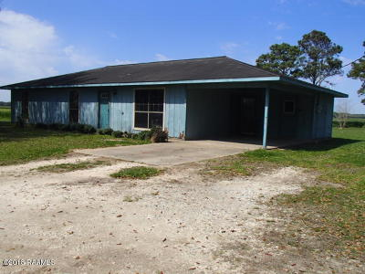 Eunice Single Family Home For Sale: 4927 Duralde