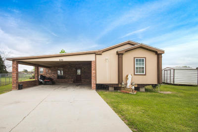 Breaux Bridge Single Family Home For Sale: 626 Cynthia