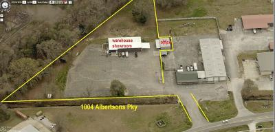 Commercial For Sale: 1004 Albertson Parkway