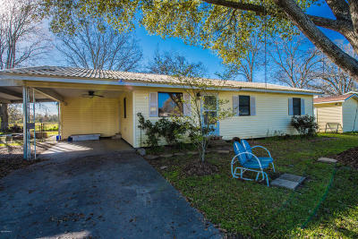Scott Single Family Home For Sale: 106 Saint Jude St.