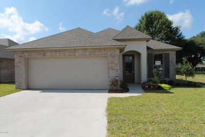 Carencro Single Family Home For Sale: 111 Safe Haven Drive