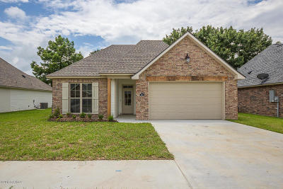 Carencro Single Family Home For Sale: 211 Safe Haven Drive