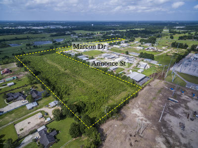 Lafayette Residential Lots & Land For Sale: 200 Marcon Drive