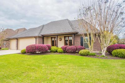 St Martinville, Breaux Bridge, Abbeville Single Family Home Active/Contingent: 8922 Oak Creek Lane