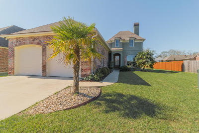 Lafayette Single Family Home For Sale: 337 Lafittes Landing Pass