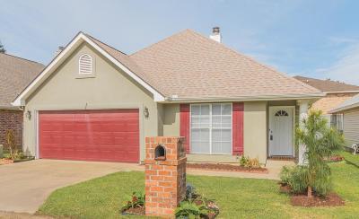Lafayette Single Family Home For Sale: 104 Cane Ridge Circle