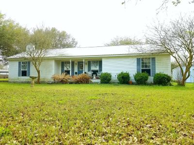Opelousas Single Family Home For Sale: 7121 Hwy 31