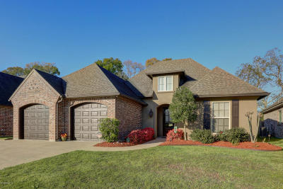 broussard Single Family Home For Sale: 113 Dogleg Drive