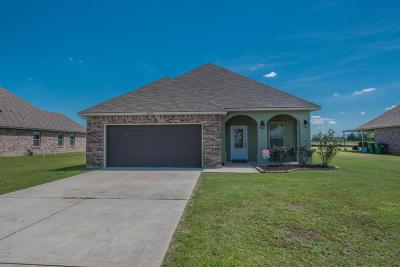Breaux Bridge Single Family Home For Sale: 1084 Bridgetowne Ln
