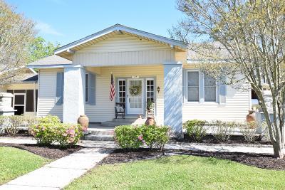 Sunset Single Family Home For Sale: 125 Budd Street