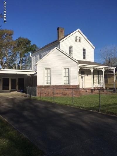 Opelousas Single Family Home For Sale: 314 S Market Street