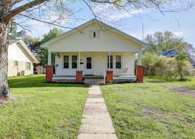 Breaux Bridge Single Family Home For Sale: 613 S Poydras