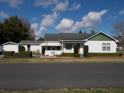 Kaplan Single Family Home For Sale: 400 W 10th Street