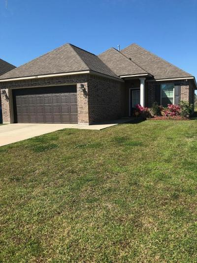 Youngsville Single Family Home For Sale: 112 Timber Edge Drive