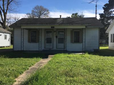 Lafayette Single Family Home For Sale: 222 Bellot Street